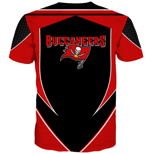 **(OFFICIALLY-LICENSED-N.F.L.TAMPA-BAY-BUCCANEERS-TEAM-TEES/NEW-CUSTOM-3D-GRAPHIC-PRINTED-DOUBLE-SIDED-DESIGNED/ALL-OVER-PRINTED-OFFICIAL-BUCCANEERS-LOGOS & IN-OFFICIAL-BUCCANEERS-TEAM-COLORS/NEW-OFFICIAL-N.F.L.BUCCANEERS-PREMIUM-TEAM-TEES)**