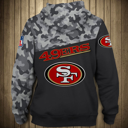**(OFFICIAL-N.F.L.SAN-FRANCISCO-49ERS-CAMO.DESIGN-PULLOVER-HOODIES/3D-CUSTOM-49ERS-LOGOS & OFFICIAL-49ERS-TEAM-COLORS/NICE-3D-DETAILED-GRAPHIC-PRINTED-DOUBLE-SIDED/ALL-OVER-ENTIRE-HOODIE-PRINTED-DESIGN/WARM-PREMIUM-N.F.L.49ERS-PULLOVER-HOODIES)**