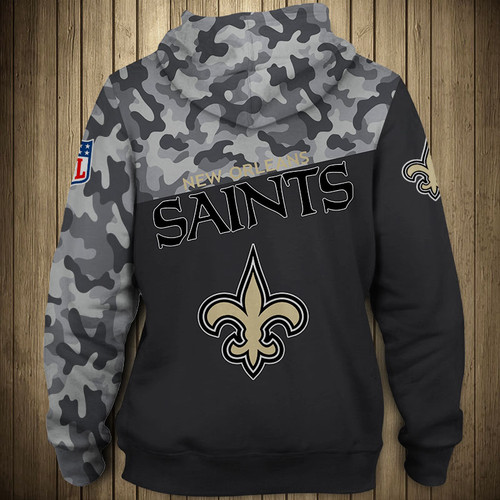 **(OFFICIAL-N.F.L.NEW-ORLEANS-SAINTS-CAMO.DESIGN-PULLOVER-HOODIES/3D-CUSTOM-SAINTS-LOGOS & OFFICIAL-SAINTS-TEAM-COLORS/NICE-3D-DETAILED-GRAPHIC-PRINTED-DOUBLE-SIDED/ALL-OVER-ENTIRE-HOODIE-PRINTED-DESIGN/WARM-PREMIUM-N.F.L.SAINTS-PULLOVER-HOODIES)**