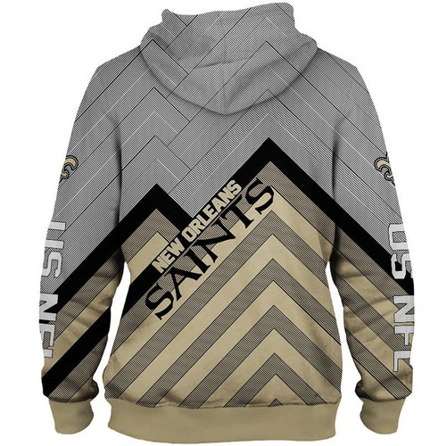 **(NEW-OFFICIAL-N.F.L.NEW-ORLEANS-SAINTS-ZIPPERER-HOODIES/3D-CUSTOM-SAINTS-LOGOS & OFFICIAL-SAINTS-TEAM-COLORS/NICE-3D-DETAILED-GRAPHIC-PRINTED-DOUBLE-SIDED/ALL-OVER-ENTIRE-HOODIE-PRINTED-DESIGN/TRENDY-WARM-PREMIUM-SAINTS-ZIPPERED-HOODIES)**