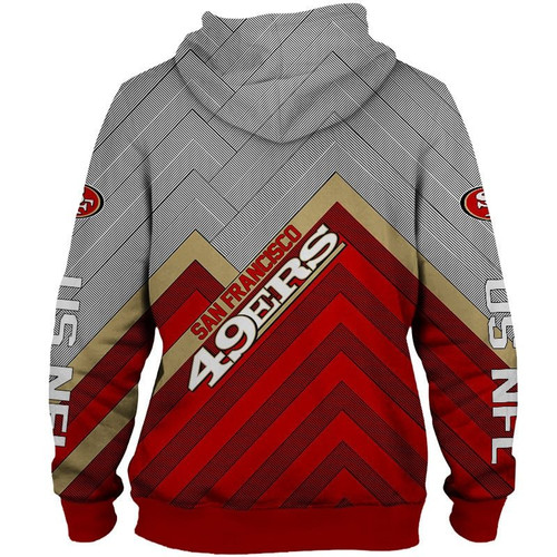 **(NEW-OFFICIAL-N.F.L.SAN-FRANCISCO-49ERS-ZIPPERED-HOODIES/3D-CUSTOM-49ERS-LOGOS & OFFICIAL-49ERS-TEAM-COLORS/NICE-3D-DETAILED-GRAPHIC-PRINTED-DOUBLE-SIDED/ALL-OVER-ENTIRE-HOODIE-PRINTED-DESIGN/TRENDY-WARM-PREMIUM-49ERS-ZIPPERED-HOODIES)**