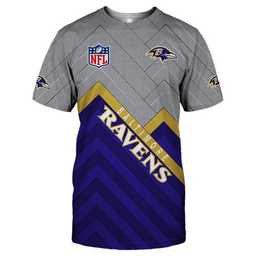 **(NEW-OFFICIAL-N.F.L.BALTIMORE-RAVENS-TEAM-TEES/3D-CUSTOM-RAVENS-LOGOS & OFFICIAL-RAVENS-CLASSIC-TEAM-COLORS/NICE-3D-DETAILED-GRAPHIC-PRINTED-DOUBLE-SIDED/ALL-OVER-ENTIRE-TEE-SHIRT-PRINTED-DESIGN/TRENDY-PREMIUM-N.F.L.RAVENS-TEES)**