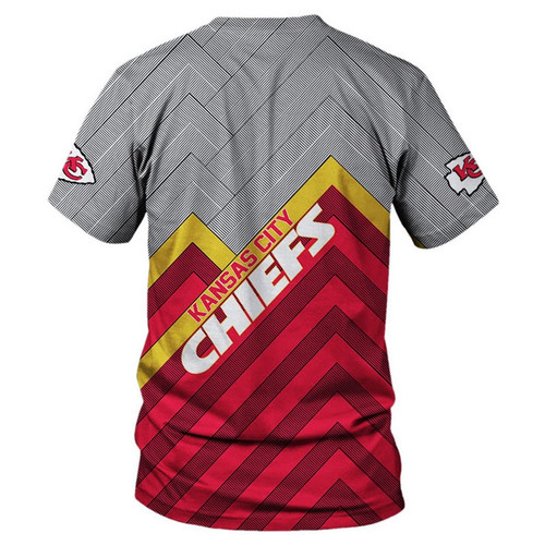 **(OFFICIAL-N.F.L.KANSAS-CITY-CHIEFS-TEAM-TEES/NICE-3D-CUSTOM-CHIEFS-LOGOS & OFFICIAL-CHIEFS-CLASSIC-TEAM-COLORS/NICE-3D-DETAILED-GRAPHIC-PRINTED-DOUBLE-SIDED/ALL-OVER-ENTIRE-TEE-SHIRT-PRINTED-DESIGN/TRENDY-PREMIUM-N.F.L.CHIEFS-FAN-TEES)**
