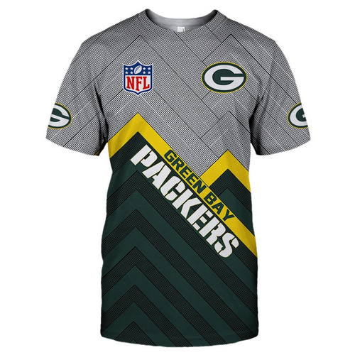 **(OFFICIAL-N.F.L.GREEN-BAY-PACKERS-TEAM-TEES/NICE-3D-CUSTOM-PACKERS-LOGOS & OFFICIAL-PACKERS-CLASSIC-TEAM-COLORS/NICE-3D-DETAILED-GRAPHIC-PRINTED-DOUBLE-SIDED/ALL-OVER-ENTIRE-TEE-SHIRT-PRINTED-DESIGN/TRENDY-PREMIUM-N.F.L.PACKERS-FAN-TEES)**
