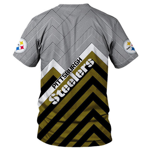 **(OFFICIAL-N.F.L.PITTSBURGH-STEELERS-TEAM-TEES/NICE-3D-CUSTOM-STEELERS-LOGOS & OFFICIAL-STEELERS-CLASSIC-TEAM-COLORS/NICE-3D-DETAILED-GRAPHIC-PRINTED-DOUBLE-SIDED/ALL-OVER-ENTIRE-TEE-SHIRT-PRINTED-DESIGN/TRENDY-PREMIUM-N.F.L.STEELERS-TEAM-TEES)**