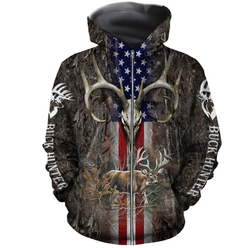 **(OFFICIAL-REALTREE-CAMO.HUNTING-ZIPPERED-HOODIES/CAMO.BUCK-HUNTERS-TROPHY-BUCK & TROPHY-DEER-SKULL-HEAD/DRAPED-PATRIOTIC-FLAG/3D-CUSTOM-ALL-OVER-GRAPHIC-PRINTED-DOUBLE-SIDED-DESIGNED-PREMIUM-STYLISH-SPORT-HUNTERS-CAMO.WINDPROOF-ZIPPERED-HOODIES)**