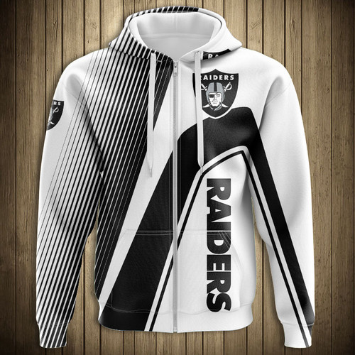 **(OFFICIAL-N.F.L.OAKLAND-RAIDERS-ZIPPERED-HOODIES/3D-CUSTOM-RAIDERS-LOGOS & OFFICIAL-RAIDERS-TEAM-COLORS/NICE-3D-DETAILED-GRAPHIC-PRINTED-DOUBLE-SIDED/ALL-OVER-ENTIRE-HOODIE-PRINTED-DESIGN/TRENDY-WARM-PREMIUM-N.F.L.RAIDERS-ZIPPERED-HOODIES)*