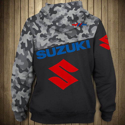 **(OFFICIAL-SUZUKI-MOTORCYCLE-DESERT-CAMO.ZIPPERED-HOODIES/NICE-3D-CUSTOM-GRAPHIC-PRINTED & DOUBLE-SIDED-ALL-OVER-DESIGN/CLASSIC-OFFICIAL-CUSTOM-SUZUKI-LOGOS & OFFICIAL-SUZUKI-COLORS/WARM-PREMIUM-RIDING-SUZUKI-BIKERS-ZIPPERED-POCKET-HOODIES)**