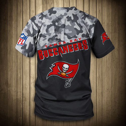 **(OFFICIAL-N.F.L.TAMPA-BAY-BUCCANEERS-CAMO.DESIGN-TEAM-TEES/CUSTOM-3D-BUCCANEERS-OFFICIAL-LOGOS & OFFICIAL-BUCCANEERS-TEAM-COLORS/DETAILED-GRAPHIC-PRINTED-DOUBLE-SIDED/ALL-OVER-FRONT & BACK-PRINTED-DESIGN/PREMIUM-N.F.L.BUCCANEERS-CAMO.TEAM-TEES)**