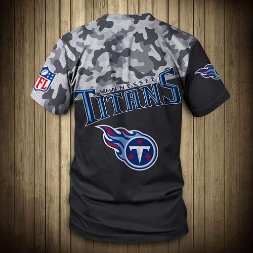tennessee titans camo jersey
