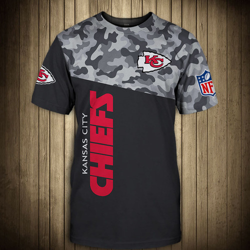 **(OFFICIAL-N.F.L.KANSAS-CITY-CHIEFS-CAMO.DESIGN-TEAM-TEES/CUSTOM-3D-CHIEFS-OFFICIAL-LOGOS & OFFICIAL-CHIEFS-TEAM-COLORS/DETAILED-3D-GRAPHIC-PRINTED-DOUBLE-SIDED/ALL-OVER-FRONT & BACK-GRAPHIC-PRINTED-DESIGN/PREMIUM-N.F.L.CHIEFS-CAMO.TEAM-TEES)**