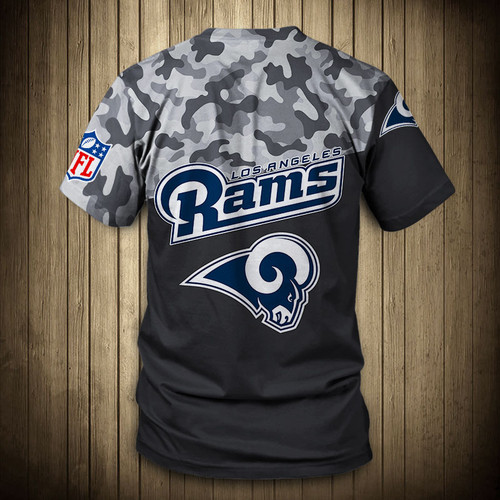 **(OFFICIAL-N.F.L.LOS-ANGELES-RAMS-DESERT-CAMO.DESIGN-TEAM-TEES/CUSTOM-3D-RAMS-OFFICIAL-LOGOS & OFFICIAL-RAMS-TEAM-COLORS/DETAILED-3D-GRAPHIC-PRINTED-DOUBLE-SIDED/ALL-OVER-FRONT & BACK-GRAPHIC-PRINTED-DESIGN/PREMIUM-N.F.L.RAMS-CAMO.TEAM-TEES)**