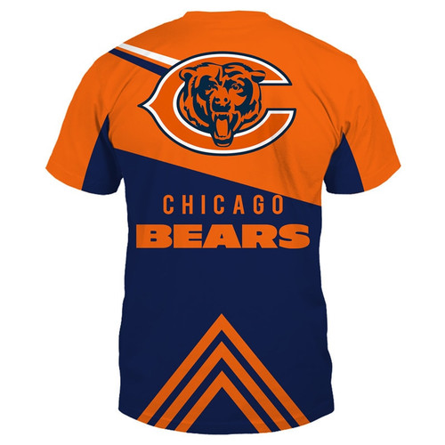 **(OFFICIAL-NEW-N.F.L.CHICAGO-BEARS-TRENDY-TEAM-TEES/CUSTOM-3D-BEARS-OFFICIAL-LOGOS & OFFICIAL-CLASSIC-BEARS-TEAM-COLORS/DETAILED-3D-GRAPHIC-PRINTED-DOUBLE-SIDED/ALL-OVER-GRAPHIC-PRINTED-DESIGNED/PREMIUM-N.F.L.BEARS-GAME-DAY-TEAM-TEES)**