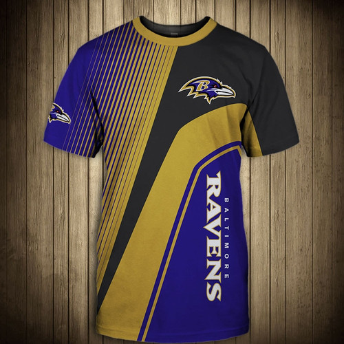 **(OFFICIAL-NEW-N.F.L.BALTIMORE-RAVENS-TRENDY-TEAM-TEES/CUSTOM-3D-RAVENS-OFFICIAL-LOGOS & OFFICIAL-CLASSIC-RAVENS-TEAM-COLORS/DETAILED-3D-GRAPHIC-PRINTED-DOUBLE-SIDED/ALL-OVER-GRAPHIC-PRINTED-DESIGNED/PREMIUM-N.F.L.RAVENS-GAME-DAY-TEAM-TEES)**