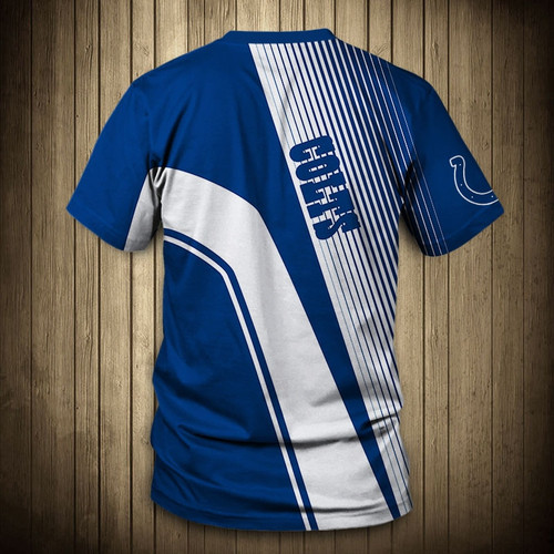 **(OFFICIAL-NEW-N.F.L.INDIANAPOLIS-COLTS-TRENDY-TEAM-TEES/CUSTOM-3D-COLTS-OFFICIAL-LOGOS & OFFICIAL-CLASSIC-COLTS-TEAM-COLORS/DETAILED-3D-GRAPHIC-PRINTED-DOUBLE-SIDED/ALL-OVER-GRAPHIC-PRINTED-DESIGNED/PREMIUM-N.F.L.COLTS-GAME-DAY-TEAM-TEES)**