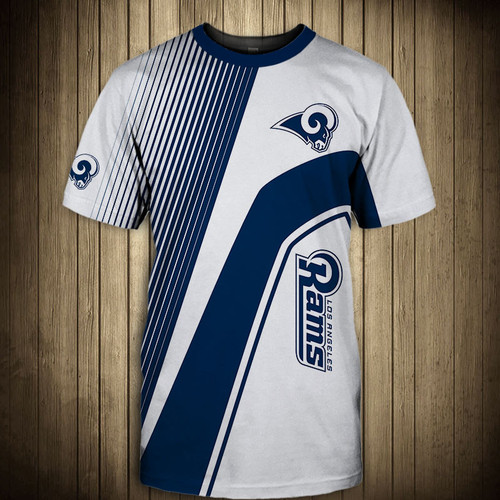 **(OFFICIAL-NEW-N.F.L.LOS-ANGELES-RAMS-TRENDY-TEAM-TEES/CUSTOM-3D-RAMS-OFFICIAL-LOGOS & OFFICIAL-CLASSIC-RAMS-TEAM-COLORS/DETAILED-3D-GRAPHIC-PRINTED-DOUBLE-SIDED/ALL-OVER-GRAPHIC-PRINTED-DESIGNED/PREMIUM-N.F.L.RAMS-GAME-DAY-TEAM-TEES)**