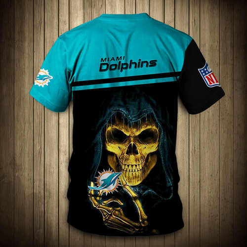 **(OFFICIAL-NEW-N.F.L.MIAMI-DOLPHINS-TRENDY-TEAM-TEES/CUSTOM-3D-DOLPHINS-OFFICIAL-LOGOS & OFFICIAL-CLASSIC-DOLPHINS-TEAM-COLORS/DETAILED-3D-GRAPHIC-PRINTED-DOUBLE-SIDED/ALL-OVER-GRAPHIC-PRINTED-DESIGN/PREMIUM-N.F.L.DOLPHINS-TEAM-GAME-DAY-TEES)**