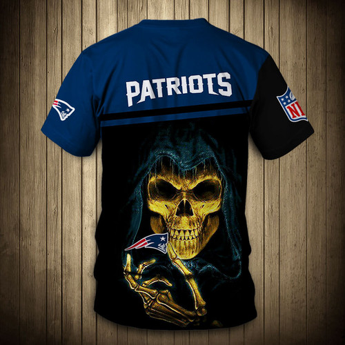 **(OFFICIAL-N.F.L.NEW-ENGLAND-PATRIOTS-TRENDY-TEAM-TEES/CUSTOM-3D-PATRIOTS-OFFICIAL-LOGOS & OFFICIAL-CLASSIC-PATRIOTS-TEAM-COLORS/DETAILED-3D-GRAPHIC-PRINTED-DOUBLE-SIDED/ALL-OVER-GRAPHIC-PRINTED-DESIGN/PREMIUM-N.F.L.PATRIOTS-TEAM-GAME-DAY-TEES)**