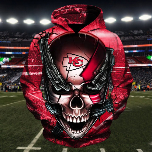 **(OFFICIAL-N.F.L.KANSAS-CITY-CHIEFS-TEAM-FOOTBALL-PULLOVER-HOODIES & CHIEFS-TEAM-LOGO-SKULL/KANSAS-CITY-CHIEFS-CITY-CHAINS-CUSTOM-3D-GRAPHIC-PRINTED-DOUBLE-SIDED-TEAM-LOGOS & ALL-OVER-PRINTED-DESIGN/OFFICIAL-CHIEFS-FOOTBALL-TEAM-PULLOVER-HOODIES)**