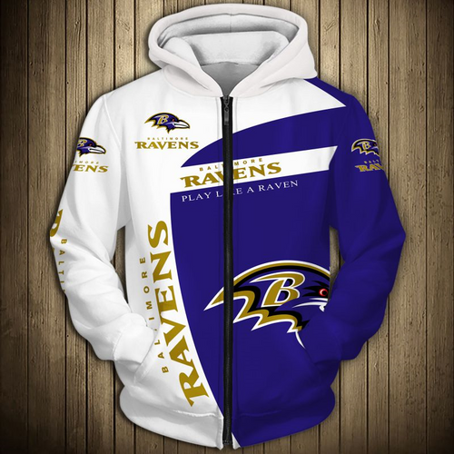 **(OFFICIAL-N.F.L.BALTIMORE-RAVENS-FASHION-ZIPPERED-TEAM-HOODIES/NICE-CUSTOM-3D-GRAPHIC-PRINTED-DETAILED-DOUBLE-SIDED-ALL-OVER/CLASSIC-OFFICIAL-RAVENS-LOGOS & RAVENS-OFFICIAL-TEAM-COLORS/WARM-PREMIUM-OFFICIAL-N.F.L.RAVENS-FAN-TEAM-ZIPPERED-HOODIES)**