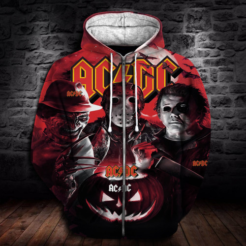 **(OFFICIAL-CLASSIC-ROCK-BAND-AC/DC & CLASSIC-HALLOWEEN-HORROR-MOVIE-CHARACTERS-ZIPPERED-HOODIES/NICE-PREMIUM-CUSTOM-DETAILED-3D-GRAPHIC-PRINTED & ALL-OVER-PRINTED-DESIGN/PREMIUM-WARM-AC/DC-FAN-DEEP-POCKET-ZIPPERED-HOODIES)**