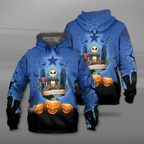 **(OFFICIAL-N.F.L.DALLAS-COWBOYS-TEAM-PULLOVER-HOODIES/CUSTOM-3D-COWBOYS-OFFICIAL-LOGOS & OFFICIAL-CLASSIC-COWBOYS-TEAM-COLORS/DETAILED-3D-GRAPHIC-PRINTED-DOUBLE-SIDED-DESIGN/PREMIUM-N.F.L.COWBOYS-HALLOWEEN-NIGHTMARE-THEMED-PULLOVER-HOODIES)**