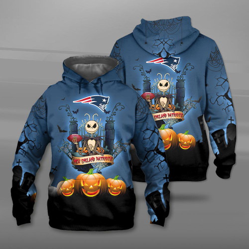 **(OFFICIAL-N.F.L.NEW-ENGLAND-PATRIOTS-TEAM-PULLOVER-HOODIES/CUSTOM-3D-PATRIOTS-OFFICIAL-LOGOS & OFFICIAL-CLASSIC-PATRIOTS-TEAM-COLORS/DETAILED-3D-GRAPHIC-PRINTED-DOUBLE-SIDED-DESIGN/PREMIUM-N.F.L.PATRIOTS-HALLOWEEN-NIGHTMARE-THEMED-HOODIES)**