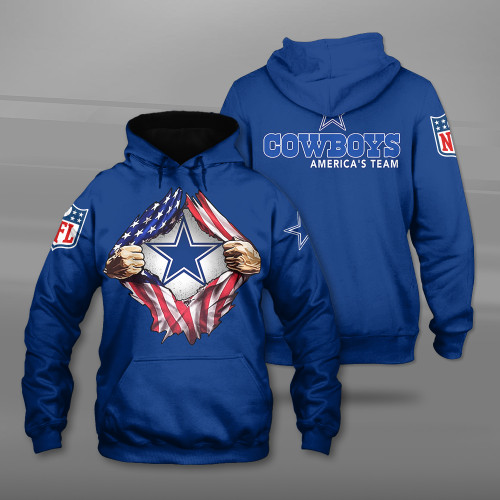 **(OFFICIAL-N.F.L.DALLAS-COWBOYS-TEAM-PULLOVER-HOODIES/CUSTOM-3D-COWBOYS-OFFICIAL-LOGOS & OFFICIAL-CLASSIC-COWBOYS-TEAM-COLORS/DETAILED-3D-GRAPHIC-PRINTED-DOUBLE-SIDED-DESIGN/PREMIUM-N.F.L.COWBOYS & U.S.A.PATRIOTIC-FLAG-THEMED-PULLOVER-HOODIES)**