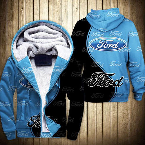 **(OFFICIAL-NEW-FORD-ZIPPERED-HOODED-FLEECE-JACKETS/NICE-CUSTOM-3D-OFFICIAL-FORD-LOGOS & OFFICIAL-CLASSIC-FORD-COLORS/DETAILED-3D-GRAPHIC-PRINTED-DOUBLE-SIDED-ALL-OVER-DESIGN-ITEM/PREMIUM-WARM-TRENDY-FORD-ZIPPERED-FRONT-HOODED-JACKETS)**