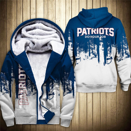 **(OFFICIAL-N.F.L.NEW-ENGLAND-PATRIOTS-FLEECE-ZIPPERED-HOODIES & DO-YOUR-JOB/OFFICIAL-PATRIOTS-TEAM-LOGOS & OFFICIAL-CLASSIC-TEAM-COLORS/CUSTOM-3D-GRAPHIC-PRINTED-DOUBLE-SIDED-ALL-OVER-DESIGN/WARM-PREMIUM-FLEECE-LINED-PATRIOTS-TEAM-ZIP-UP-HOODIES)**