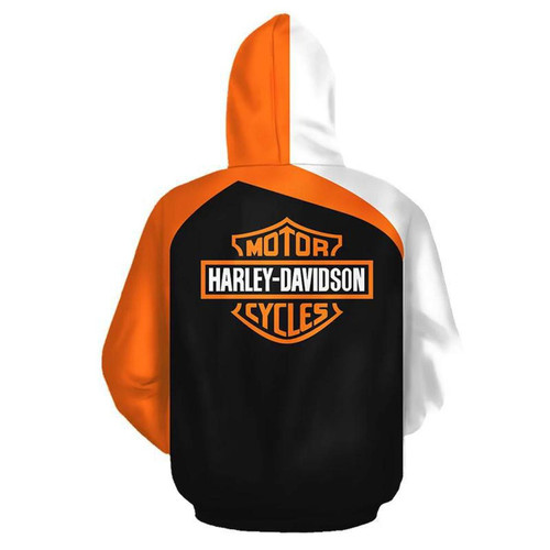 **(OFFICIAL-HARLEY-DAVIDSON-MOTORCYCLE-BIKER-PULLOVER-HOODIES/CUSTOM-DETAILED-3D-GRAPHIC-PRINTED-DOUBLE-SIDED-DESIGN/CLASSIC-OFFICIAL-CUSTOM-HARLEY-LOGOS & OFFICIAL-HARLEY-BLACK & ORANGE-COLORS/WARM-PREMIUM-RIDING-HARLEY-BIKERS-PULLOVER-HOODIE)**