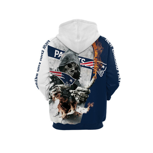 **(OFFICIAL-NEW-N.F.L.NEW-ENGLAND-PATRIOTS-PULLOVER-HOODIES & GRIM-REAPER-SUDDEN-DEATH/OFFICIAL-PATRIOTS-TEAM-LOGOS & OFFICIAL-PATRIOTS-TEAM-COLORS/CUSTOM-3D-DETAILED-GRAPHIC-PRINTED-DOUBLE-SIDED-PRINTED-DESIGN/TRENDY-WARM-PREMIUM-PATRIOTS-PULLOVER-HOODIES)**