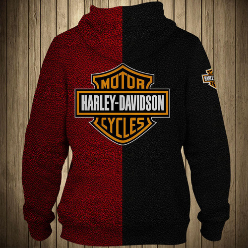 **(OFFICIAL-HARLEY-DAVIDSON-MOTORCYCLE-ZIPPERED-HOODIES & HEAD-BANDED-SKULL-NO.1/CUSTOM-DETAILED-3D-GRAPHIC-PRINTED-DOUBLE-SIDED-DESIGN/CLASSIC-OFFICIAL-CUSTOM-HARLEY-LOGOS & OFFICIAL-HARLEY-COLORS/WARM-PREMIUM-RIDING-HARLEY-BIKERS-ZIPPERED-HOODIE)**
