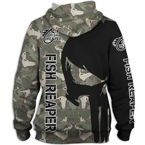 **(OFFICIAL-PUNISHER-SKULL-CAMO.PULLOVER-HOODIES/CUSTOM-3D-DETAILED-GRAPHIC-PRINTED-LOGOS & ALL-OVER-DOUBLE-SIDED-GRAPHIC-DESIGN/WARM-PREMIUM-SPORT-FISHING-PULLOVER-HOODIES)**