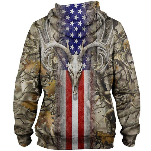 **(OFFICIAL-BIG-TROPHY-DEER-BUCK-SKULL & PATRIOTIC-FLAG-CAMO.HUNTING-PULLOVER-HOODIES/SPECIAL-CUSTOM-3D-EFFECT-DETAILED-GRAPHIC-PRINTED-DOUBLE-SIDED-ALL-OVER-DESIGN/WARM-PREMIUM-BUCK-SPORT-HUNTING-REALTREE-CAMO.DEEP-POCKET-PULLOVER-HOODIES)**