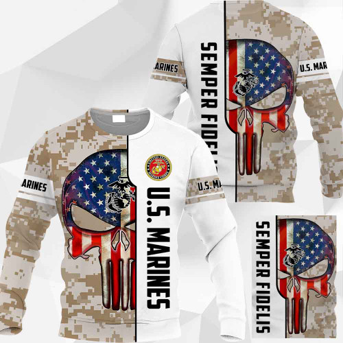 **(OFFICIAL-U.S.MARINES-VETERANS-DIGITAL-CAMO.LONG-SLEEVE-TEES/CLASSIC-PATRIOTIC-PUNISHER-SKULL & CLASSIC-MARINES-DIGITAL-CAMO.DESIGN & OFFICIAL-MARINES-LOGOS/NICE-3D-CUSTOM-DETAILED-GRAPHIC-PRINTED/TRENDY-PREMIUM-U.S.MARINES-MILITARY-CAMO.TEES)**
