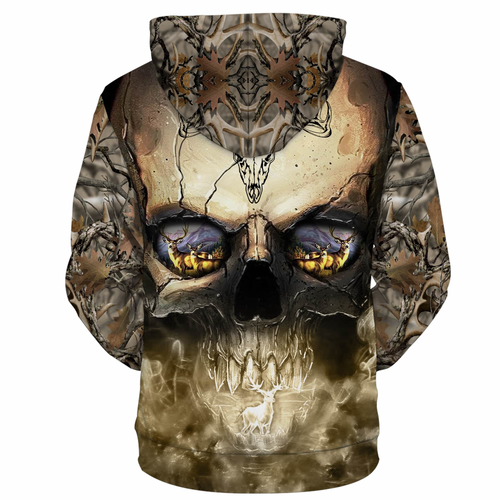 **(OFFICIAL-REALTREE-CAMO.DEER-HUNTERS-ZIPPERED-HOODIES/BIG-HUNTERS-DEATH-SKULL & BIG-TROPHY-BUCKS/SPECIAL-3D-EFFECT-CUSTOM-NICE-DETAILED-GRAPHIC-PRINTED/ALL-OVER-DOUBLE-SIDED-PRINT-DESIGN/DOUBLE-SIDED-PRINTED-ON-BOTH-ARMS-SLEEVES/WARM-PREMIUM-BUCK-HUNTING-SPORT-ZIPPERED-HUNTERS-HOODIES)**