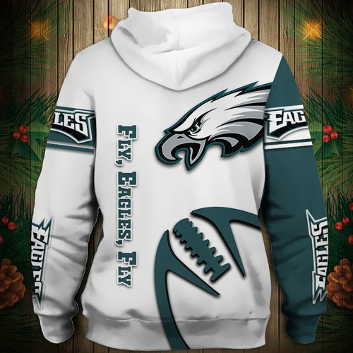 **(OFFICIAL-N.F.L.PHILADELPHIA-EAGLES-ZIPPERED-HOODIES & FLY-EAGLES-FLY/OFFICIAL-EAGLES-TEAM-LOGOS & OFFICIAL-EAGLES-TEAM-COLORS/NICE-CUSTOM-DETAILED-3D-GRAPHIC-PRINTED-DOUBLE-SIDED-DESIGN/TRENDY-WARM-PREMIUM-N.F.L.EAGLES-ZIPPERED-TEAM-HOODIES)**