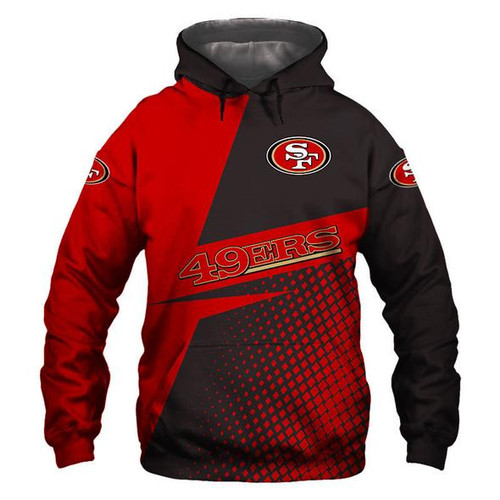 **(OFFICIAL-N.F.L.SAN-FRANCISCO-49ERS-TEAM-PULLOVER-HOODIES/OFFICIAL-49ERS-TEAM-LOGOS & OFFICIAL-49ERS-TEAM-COLORS/NICE-CUSTOM-DETAILED-3D-GRAPHIC-PRINTED-DOUBLE-SIDED-DESIGN/TRENDY-WARM-PREMIUM-N.F.L.49ERS/GAME-DAY-TEAM-PULLOVER-HOODIES)**