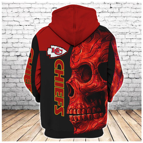**(OFFICIAL-N.F.L.KANSAS-CITY-CHIEFS-PULLOVER-HOODIES/NEON-RED-CHIEFS-TRIBAL-AZTEC-SKULL/OFFICIAL-CUSTOM-3D-CHIEFS-LOGOS & OFFICIAL-CHIEFS-TEAM-COLORS/CUSTOM-3D-GRAPHIC-PRINTED-DOUBLE-SIDED-DESIGN/WARM-PREMIUM-N.F.L.CHIEFS-TEAM-PULLOVER-HOODIES)**
