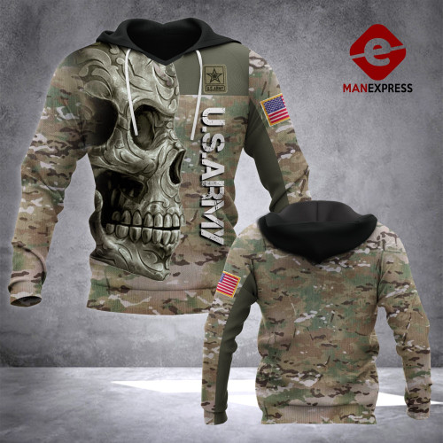 **(OFFICIAL-U.S.ARMY-VETERANS-PULLOVER-HOODIES/CLASSIC-TRIBAL-SKULL & CLASSIC-ARMY-DIGITAL-CAMO.DESIGN & OFFICIAL-ARMY-LOGOS/CUSTOM-3D-DETAILED-GRAPHIC-PRINTED/DOUBLE-SIDED-ALL-OVER-PRINTED-SLEEVE-DESIGNED/WARM-PREMIUM-PULLOVER-U.S.ARMY-HOODIES)**