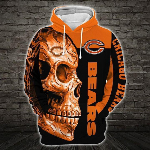 **(OFFICIAL-N.F.L.CHICAGO-BEARS-PULLOVER-HOODIES/BIG-3D-AZTEC-BEARS-TRIBAL-SKULL/OFFICIAL-CUSTOM-3D-BEARS-LOGOS & OFFICIAL-BEARS-TEAM-COLORS/CUSTOM-3D-GRAPHIC-PRINTED-DOUBLE-SIDED-ALL-OVER-DESIGN/WARM-PREMIUM-N.F.L.BEARS-TEAM-PULLOVER-HOODIES)**