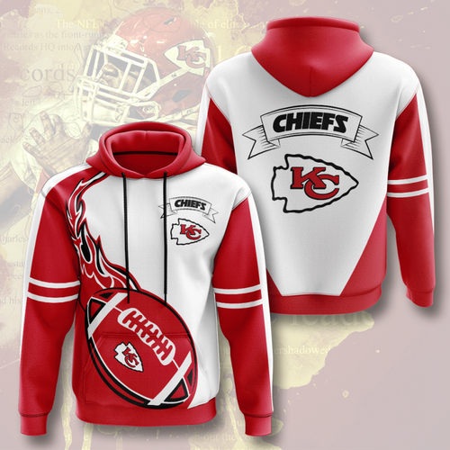 **(OFFICIAL-N.F.L.KANSAS-CITY-CHIEFS-PULLOVER-HOODIES & TEAM-FOOTBALL/3D-CUSTOM-CHIEFS-LOGOS & OFFICIAL-CHIEFS-TEAM-COLORS/NICE-3D-DETAILED-GRAPHIC-PRINTED-DOUBLE-SIDED/ALL-OVER-ENTIRE-HOODIE-PRINTED-DESIGN/WARM-PREMIUM-CHIEFS-PULLOVER-HOODIES)**