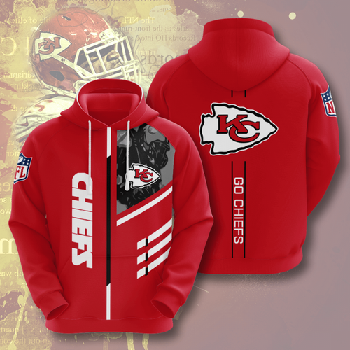 **(OFFICIAL-N.F.L.KANSAS-CITY-CHIEFS-PULLOVER-HOODIES & GO-CHIEFS-SLOGAN-ON-BACK/CUSTOM-3D-OFFICIAL-CHIEFS-LOGOS & OFFICIAL-CHIEFS-TEAM-COLORS/DETAILED-GRAPHIC-PRINTED-DOUBLE-SIDED-DESIGN/WARM-PREMIUM-CHIEFS-TEAM/GAME-DAY-PULLOVER-HOODIES)**