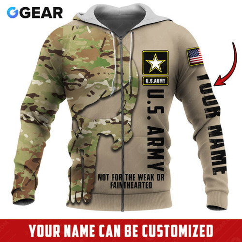 **(OFFICIAL-U.S.ARMY-VETERANS-DIGITAL-CAMO.PREMIUM-ZIPPERED-HOODIES & COMES-3D-CUSTOMIZED-WITH YOUR-NAME-OR-ANY-MILITARY-UNIT-ON-BOTH-ARM-SLEEVES/CLASSIC-PATRIOTIC-FLAG-PUNISHER-SKULL & CLASSIC-ARMY-DIGITAL-CAMO.DESIGN-WARM-PREMIUM-ZIPPERED-HOODIE)**