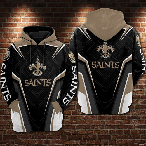 **(OFFICIAL-N.F.L.NEW-ORLAENS-SAINTS-PULLOVER-HOODIES/OFFICIAL-CUSTOM-3D-SAINTS-LOGOS & OFFICIAL-SAINTS-TEAM-COLORS/DETAILED-3D-GRAPHIC-PRINTED-DOUBLE-SIDED/ALL-OVER-ENTIRE-HOODIE-PRINTED-DESIGN/TRENDY-WARM-PREMIUM-N.F.L.SAINTS-PULLOVER-HOODIES)**