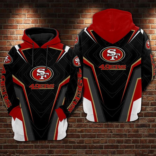 **(OFFICIAL-N.F.L.SAN-FRANCISCO-49ERS-PULLOVER-HOODIES/OFFICIAL-CUSTOM-3D-49ERS-LOGOS & OFFICIAL-49ERS-TEAM-COLORS/DETAILED-3D-GRAPHIC-PRINTED-DOUBLE-SIDED/ALL-OVER-ENTIRE-HOODIE-PRINTED-DESIGN/TRENDY-WARM-PREMIUM-N.F.L.49ERS-PULLOVER-HOODIES)**