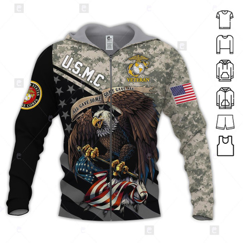 **(OFFICIAL-U.S.MARINE-VETERANS-DIGITAL-CAMO.ZIPPERED-HOODIES & BIG-WINGED-BALD-EAGLE-AND-PATRIOTIC-FLAG-GRAPHIC-PRINTED-DOUBLE-SIDED-CUSTOM-3D-DESIGN/OFFICIAL-CLASSIC-MARINES-LOGOS/WARM-PREMIUM-U.S.MARINES-VETERANS-MILITARY-ZIPPERED-HOODIES)**