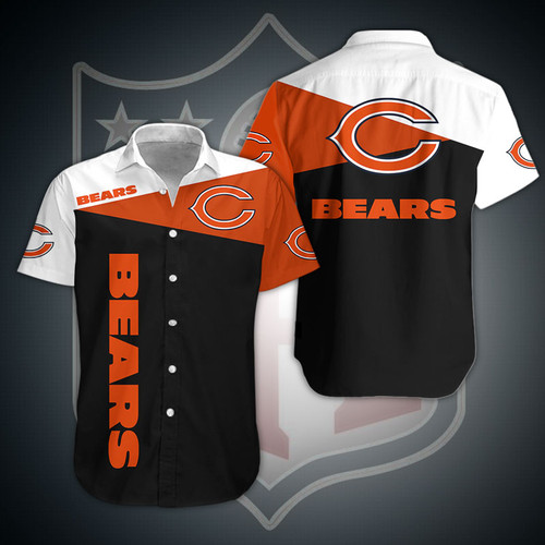**(OFFICIAL-N.F.L.CHICAGO-BEARS-FASHION-BUTTON-FRONT-SPORT-SHIRTS/CUSTOM-3D-GRAPHIC-PRINTED-DETAILED-DOUBLE-SIDED-ALL-OVER/CLASSIC-OFFICIAL-BEARS-LOGOS & OFFICIAL-BEARS-TEAM-COLORS/PREMIUM-OFFICIAL-N.F.L.BEARS-TEAM-BUTTON-FRONT-SPORT-SHIRTS)**