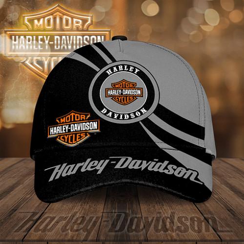 **(OFFICIAL-HARLEY-DAVIDSON-MOTORCYCLE-BIKER-HAT/CUSTOMIZED-3D-GRAPHIC-PRINTED-HARLEY-LOGOS-DESIGN)**
